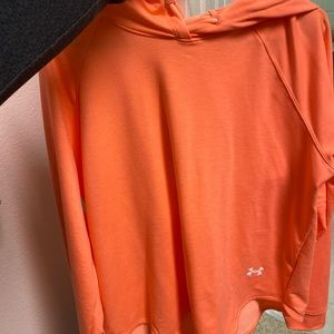 Under Armour Pullover with open back